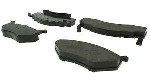 Disc Brake Pad Set Fits 1973 1976 Plymouth Valiant Duster Scamp Centric Parts