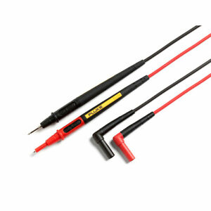 Fluke Tl175 Patented Twistguard Test Leads Silicone 0 75 0 16 Probe Tips
