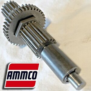Ammco 924516 Intermediate Gear Assembly For 4000 4100 Disc Feed Brake Lathes