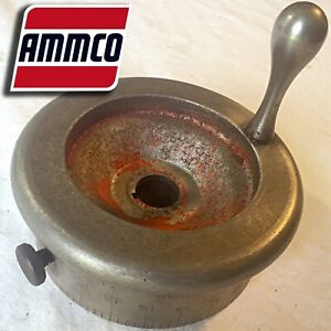Ammco 9626 Handwheel Assembly For 7700 3000 4000 4100 Brake Lathes