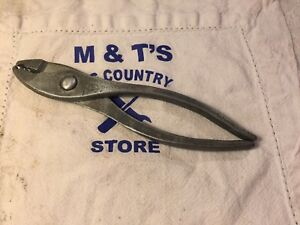 Hose Clamp Pliers H1194 Made In Usa