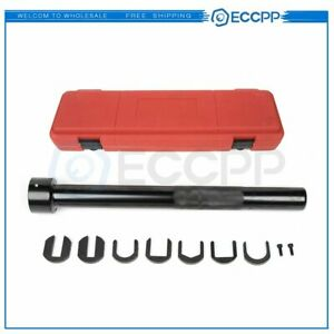 Cars Universal Inner Tie Rod End Installer Remover Tool Kit Adjustable