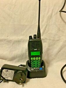 Tait Tp8100 Tp8140 T03 00006 caaa 400 470mhz Complete With Charger