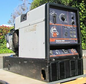 Hobart Champion 8500 Watt Generator Welder 16hp Onan Performer Gas Engine