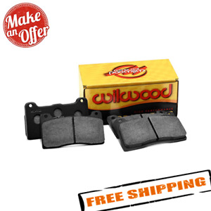 Wilwood 150 9764k Smart Pad Performance Bp 10 Compound Brake Pads