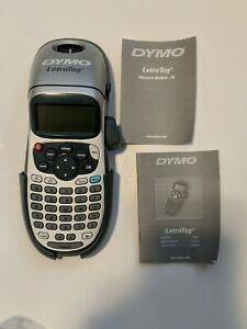 Dymo Letratag Handheld Portable Electronic Labeler Label Maker Machine