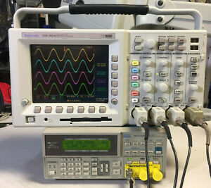 Tektronix Tds3054 4 Ch Dpo Oscilloscope 500mhz 5gsa s Options