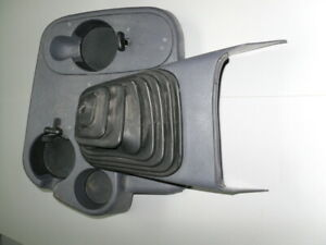 Dodge Ram Floor Console Cup Holder Automatic 2wd 98 01 1500 2500 3500 Cummins