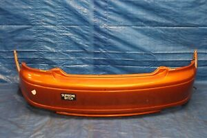 2004 04 Pontiac Gto Ls1 5 7l Oem Rear Bumper Cover Scratches 1214