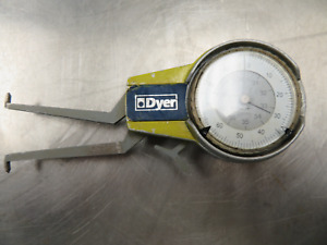 Dyer 23 40mm 01mm Intertest Id Groove Gage Nw23