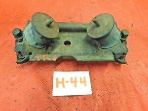 Triumph Tr6 1973 76 Rear Transmission Mount Lower Section Original