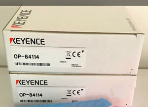 1pc New Keyence Op 84114 Bar Code Reader Connection Cable Spot Stocks