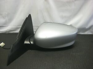 2013 2015 Honda Accord Oem Driver Side Left Hand Lh Power Side Mirror Silver