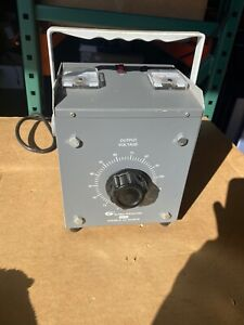 Variable Ac Source 1515