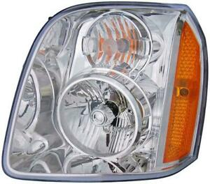 Headlight For 2007 2009 Gmc Yukon Xl 1500 Slt 1592160 Ae