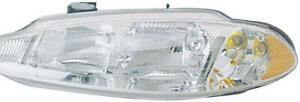 Headlight For 1998 2001 Dodge Intrepid 1590449 aa