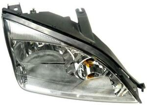 Headlight For 2005 2007 Ford Focus 1591138 aa