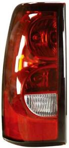 Tail Light For 2004 2006 Chevrolet Silverado 1500 1610504 Aa