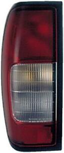 Tail Light For 2002 2004 Nissan Frontier 1610830 aa