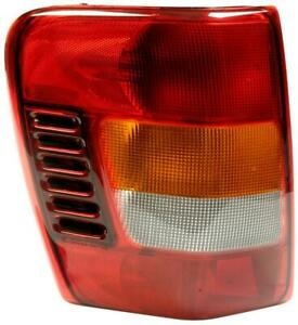 Tail Light For 2003 2004 Jeep Grand Cherokee 1610962 ab