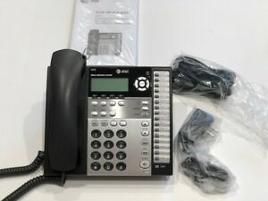 At t 1080 4 line Small Business Phone System Compatible W 1040 1070 1080 Ob