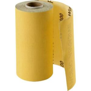 Grizzly H4114 4 1 2 X 30 A o Sanding Roll 600 c Grit Psa