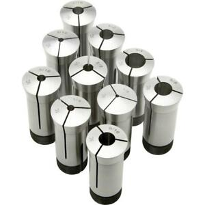 South Bend Sb1279 Precision 5 c Collet Set Of 10