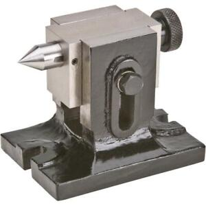 Grizzly T10282 Universal Tailstock For 3 4 Rotary Tables