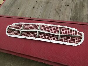 Original 1960 Ford Thunder Bird Grille t Bird hot Street Rat Rod Custom