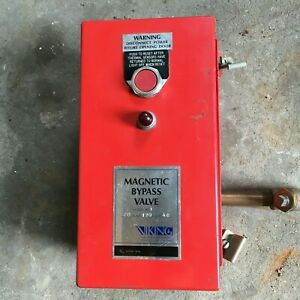Viking Model B 1 Magnetic Bypass Valve
