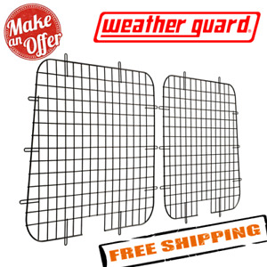 Weather Guard 88022 Rear Door Full Window Screen For Ford E series