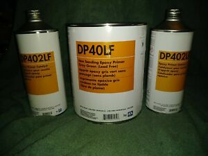 Ppg Dp40lf Epoxy Primer _ New Gallon Kit With Dp402lf Activator