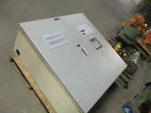 Asco 7000 Series Automatic Transfer Switch J07atsa30260c5x0 260a 208v Used