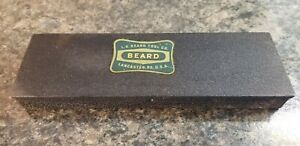 L O Beard Tool Co Hand Reamer Set 4 In Original Metal Box lot 891