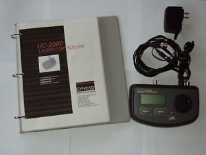 Guaranteed Functional Synrad Uc 2000 Laser Controller W All Cables