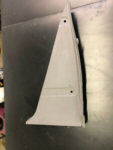 2003 Ford Focus Rear Right Side Behind Seat Plate Trim Scuff Panel