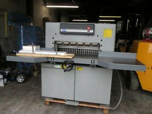 Challenge 30 5 Paper Cutter Model Mc Very Clean