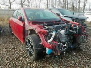 Steering Column Floor Shift Us Market With Fog Lamps Fits 13 17 Accord 1557986