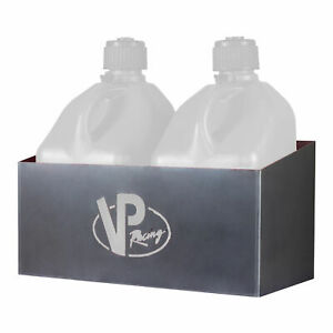 Vp Racing Fuels Aluminum 2 Jug Storage Rack For 5 Gal Containers open Box