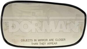 Door Mirror Glass For 2006 2007 Honda Accord Value Package 56336 Af
