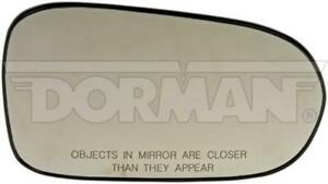 Door Mirror Glass For 2004 2005 Honda Civic Value Package 56340 Ai