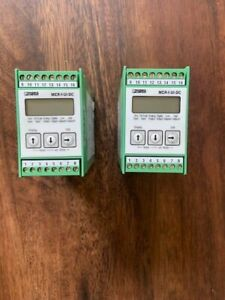2 Phoenix Contact Transducer Mcr f ui dc Lot Of 2