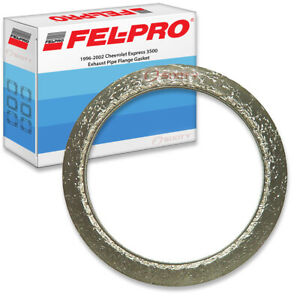 Fel Pro Exhaust Pipe Flange Gasket For 1996 2002 Chevrolet Express 3500 Pk