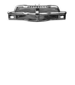 Chevy Pickup Truck 1st Series Chrome Grille Assembly 1954 1955