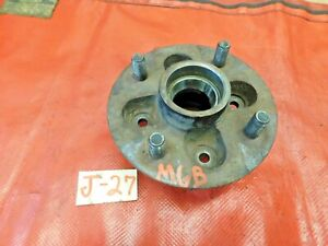 Mgb Mgb Gt Front Wheel Bearing Hub Steel Wheel Brgs Spacer Ioncluded 1