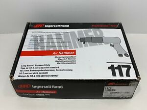 Ingersoll Rand Model 117k Standard Duty Air Hammer With 5 Chisels New