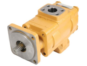 New D149283 Hydraulic Pump Pni For Cnh ford Case Backhoe Late 580k 580sk D146608