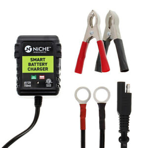 Niche Battery Tender Battery Maintainer Charger Automatic Trickle 12 Volt