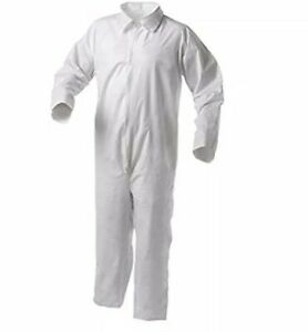 1 Kleenguard Size 3x A35 Coveralls Liquid And Particle Protection 38921