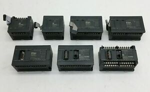 Lot 7 Ge Automation Fanuc Versamax Plc 4 micro Expansion Unit 3 controller
